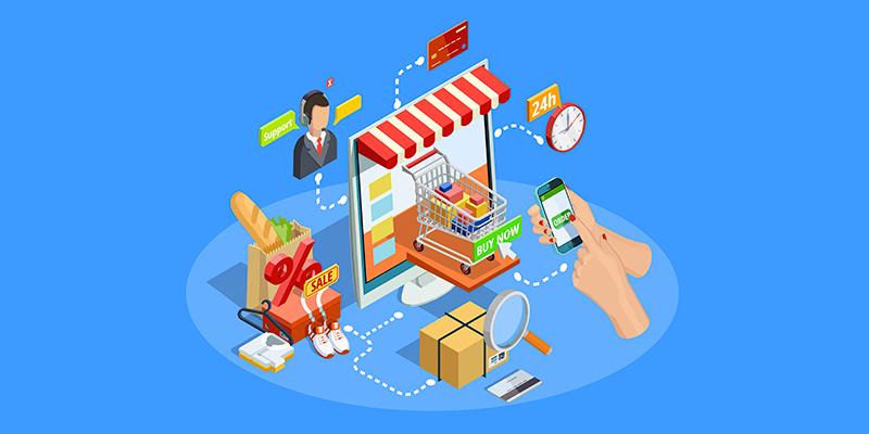 爲什麽零售業業者需要網上商店