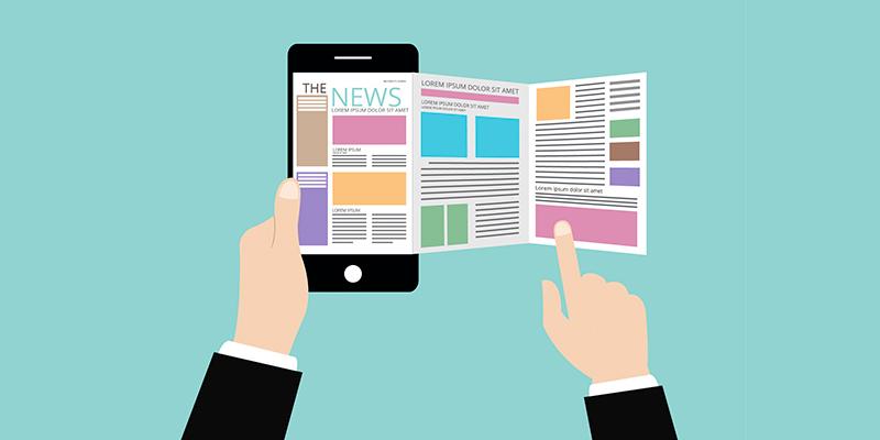 5個您必須關注的數位營銷網站